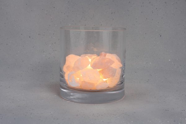 rozenkwarts lamp harmonie warm wit