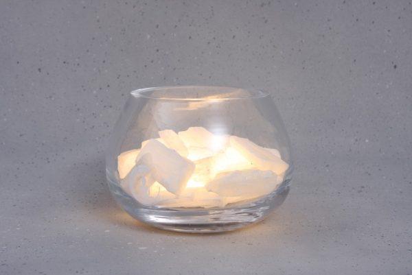 seleniet lamp angel warm wit
